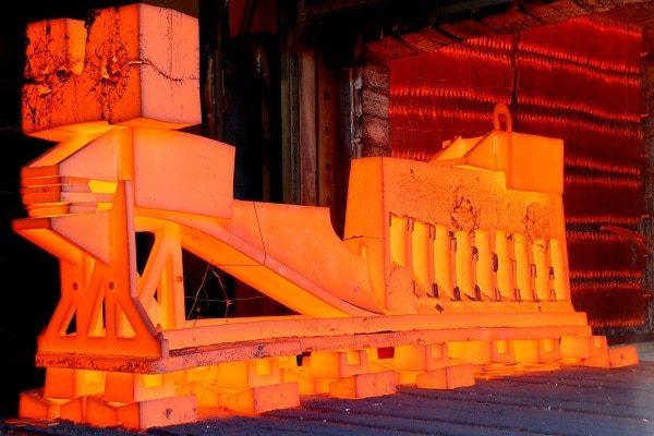 فرایند های عملیات حرارتی فولاد